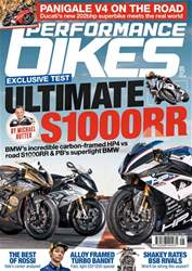 Performance Bikes issue May 2018