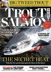 Trout & Salmon issue May 2018