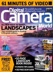 Digital Camera World issue Spring 2018