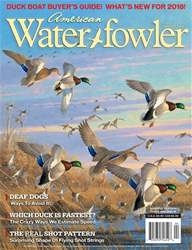 American Waterfowler issue Volume IX, Issue I