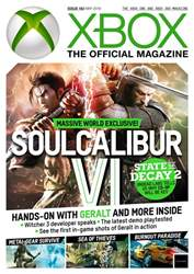 Official Xbox Magazine (UK Edition) issue May 2018