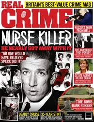 Real Crime issue Issue 36