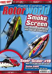 Radio Control Rotor World issue 135 May 2018