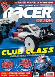 Radio Control Car Racer issue May 2018