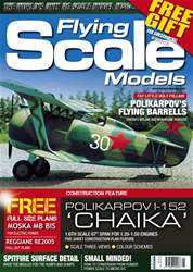 Flying Scale Models issue May 2018