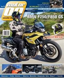 Motoron Nisan 2018 issue Motoron Nisan 2018