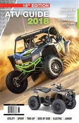 2018 ATV Guide issue 2018 ATV Guide