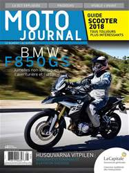 Moto Journal issue Mai 2018