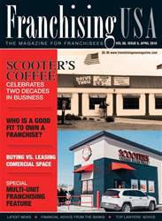 Franchising USA issue April 2018