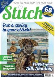 Stitch magazine issue Apr/May 18