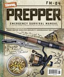 Prepper Iss. 1 2018 issue Prepper Iss. 1 2018
