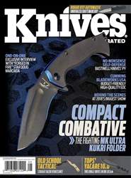 Knives Illustrated issue May/Jun 2018