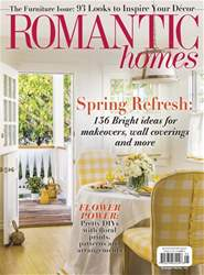 Romantic Homes issue May 2018