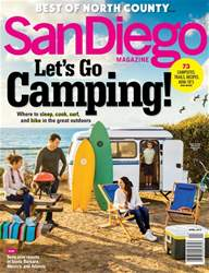Let's Go Camping! issue Let's Go Camping!