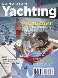 Canadian Yachting issue May 2018