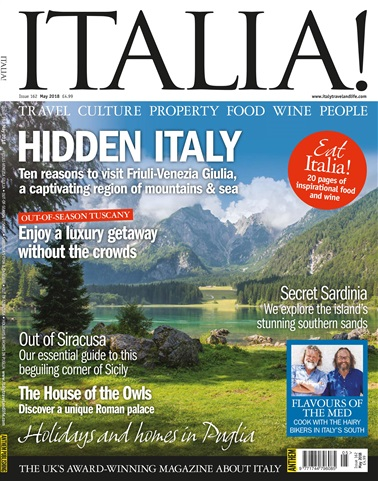 Italia! issue May-18