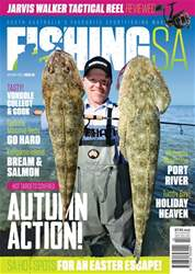 Fishing SA April/May 2018 issue Fishing SA April/May 2018