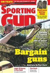 Sporting Gun issue May 2018