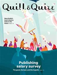 Quill & Quire issue May 2018
