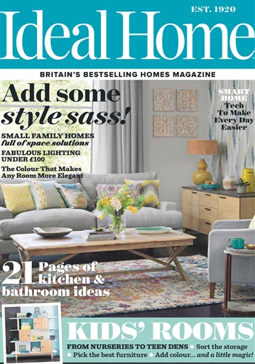 Ideal Home Magazine - May 2018 Subscriptions | Pocketmags