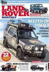 Land Rover Monthly issue May 2018