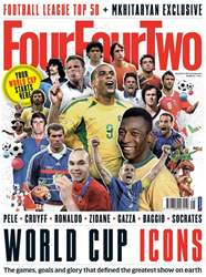 FourFourTwo issue May 2018