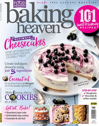 Food Heaven issue Baking Heaven 72 – April/May