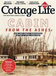 Cottage Life West issue May 2018