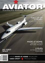 Aviator issue April 2018