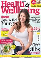 Health & Wellbeing issue May-18