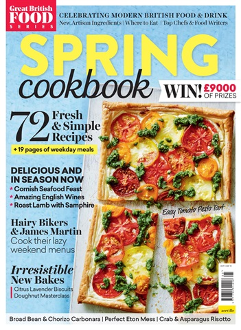 Great British Food issue May-18