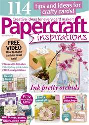 Papercraft Inspirations issue May 2018