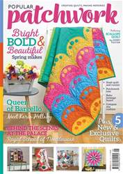 Popular Patchwork Magazine issue May-18