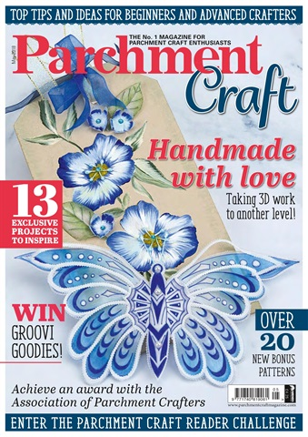 Parchment Craft issue May 2018