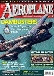Aeroplane issue  May 2018