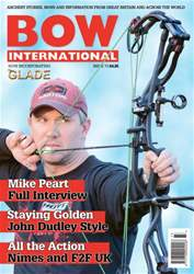 Bow International Magazine Cover