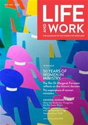 Life and Work issue May 2018