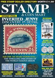 Stamp & Coin Mart issue May 2018