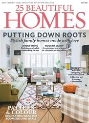25 Beautiful Homes issue May 2018