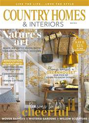 Country Homes & Interiors issue May 2018