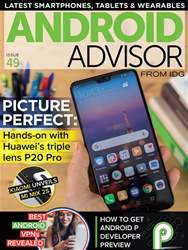 Android Advisor issue Issue 49