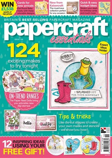 Papercraft Essentials Preview