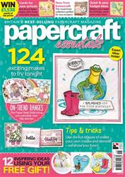 Papercraft Essentials issue Issue 158