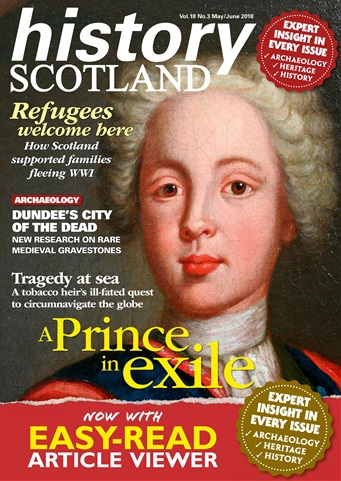 History Scotland issue May - June 2018