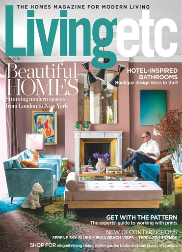 Living Etc Magazine - May 2018 Subscriptions | Pocketmags