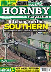 Hornby Magazine issue  May 2018