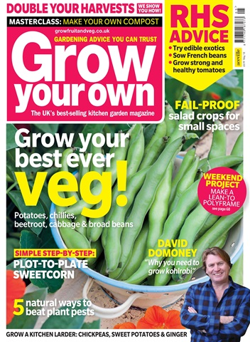 Grow Your Own issue May-18