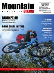 Mountain Biking Australia issue May-Jun-Jul 18