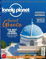 Lonely Planet Traveller (UK) issue May 2018