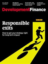 Development Finance issue Development Finance